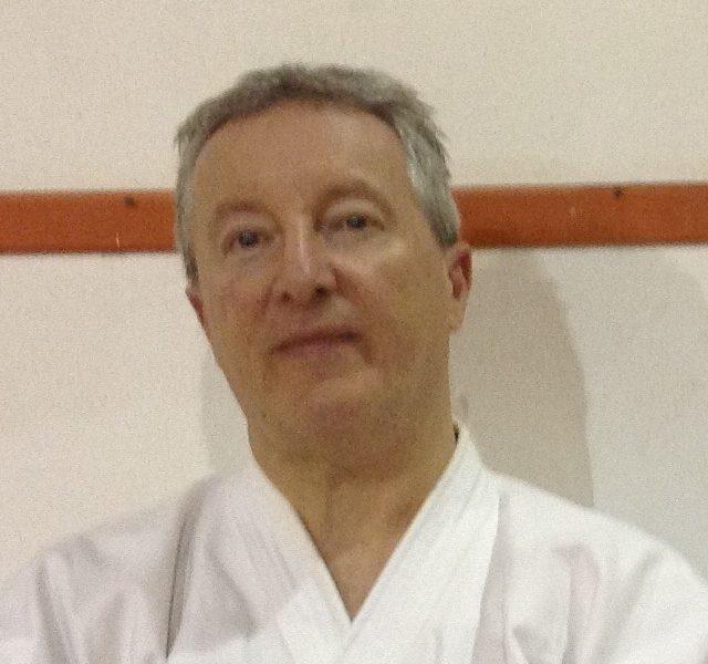 M° Roberto Brunori, cintura nera IV Dan