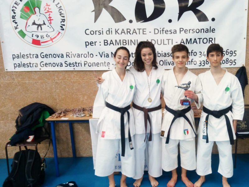 Trofeo Dojo Ronin